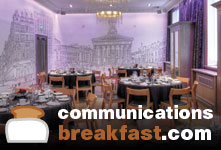 Communications Breakfast